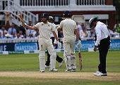 englands jonny bairstow celebrates his half