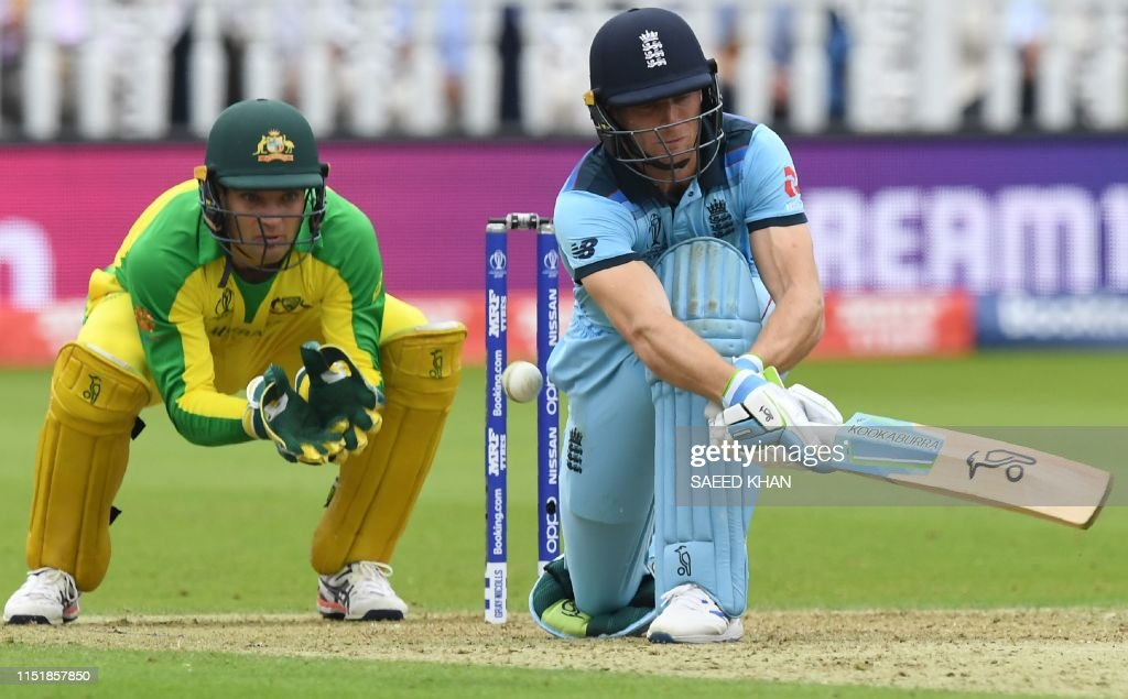 CRICKET-WC-2019-ENG-AUS : News Photo