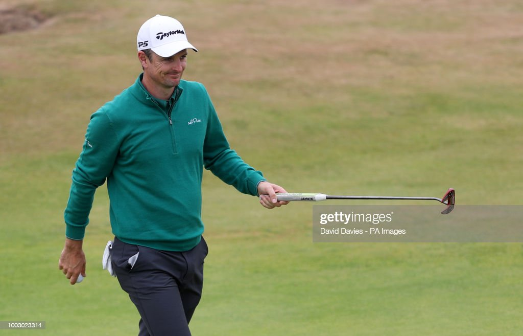 The Open Championship 2018 - Day Three - Carnoustie Golf Links : News Photo