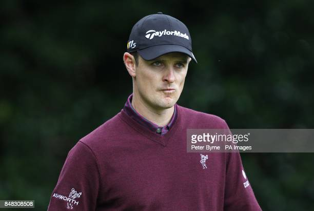 England's Justin Rose during day one of the 2012 Open Championship at Royal Lytham St Annes Golf Club Lytham St Annes