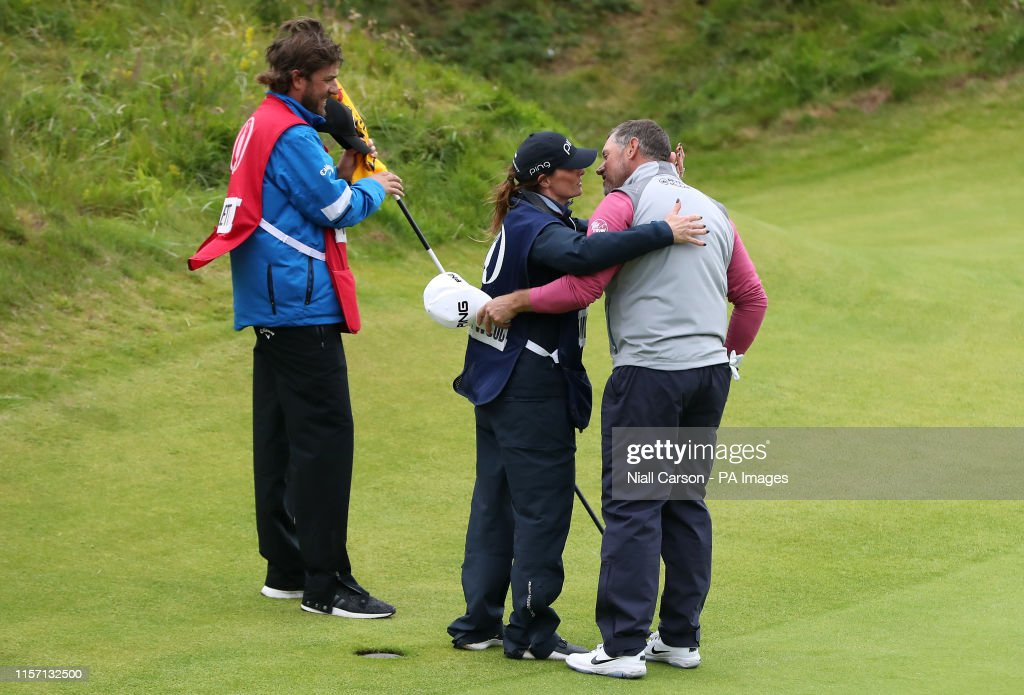 The Open Championship 2019 - Day Four - Royal Portrush Golf Club : News Photo