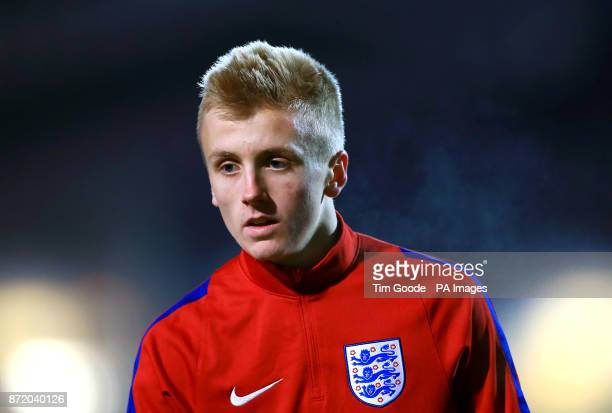 England's Louie Sibley