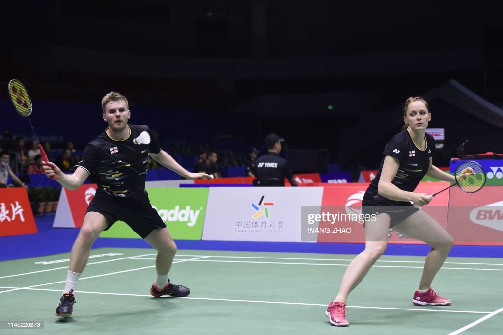 BADMINTON-CHN-SUDIRMAN : News Photo