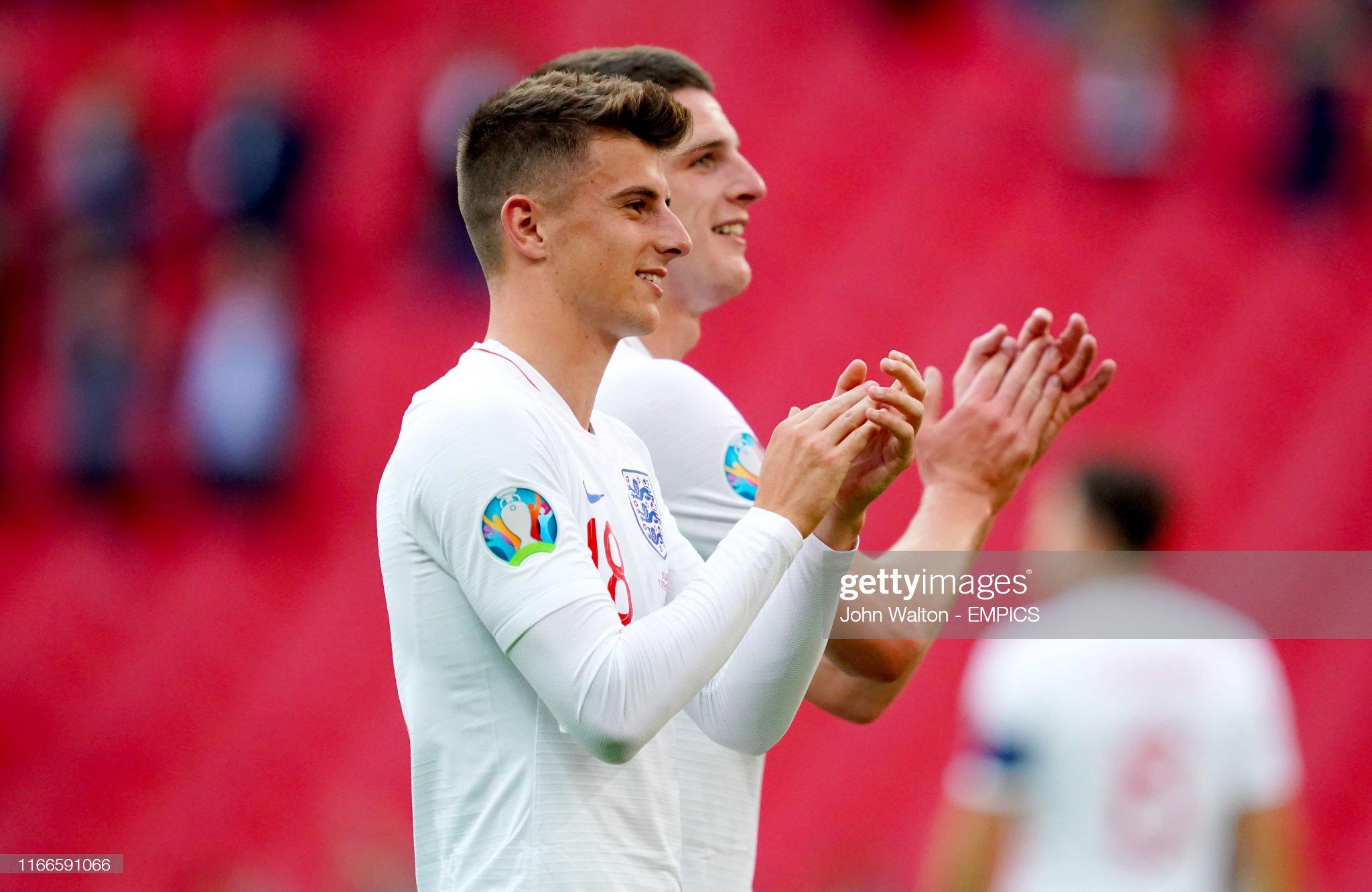 England v Bulgaria - UEFA Euro 2020 Qualifying - Group A - Wembley Stadium : News Photo