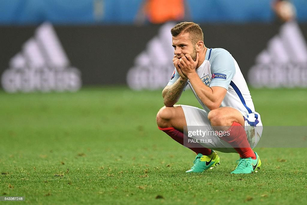 FBL-EURO-2016-MATCH44-ENG-ISL : News Photo