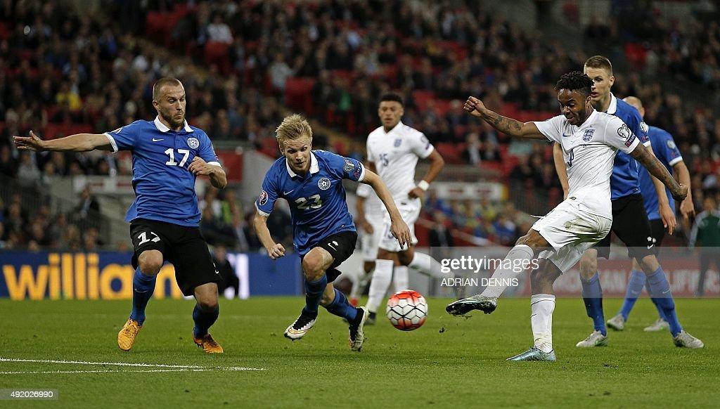 FBL-EURO-2016-ENG-EST : News Photo