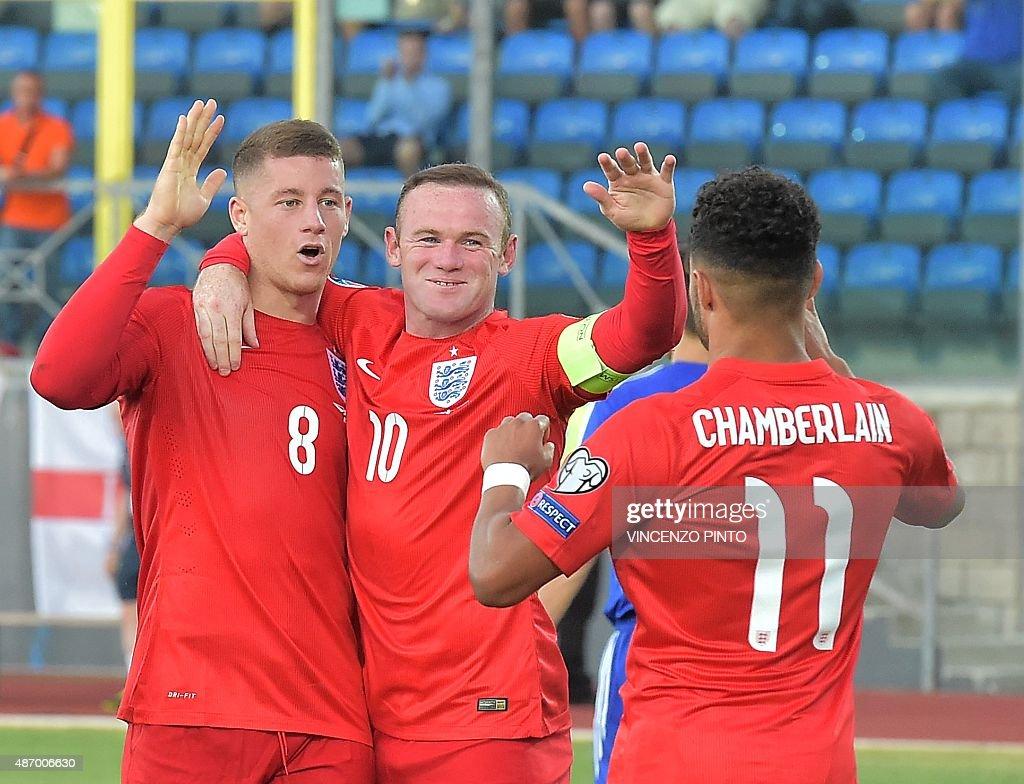 FBL-EURO-2016-SMR-ENG : News Photo