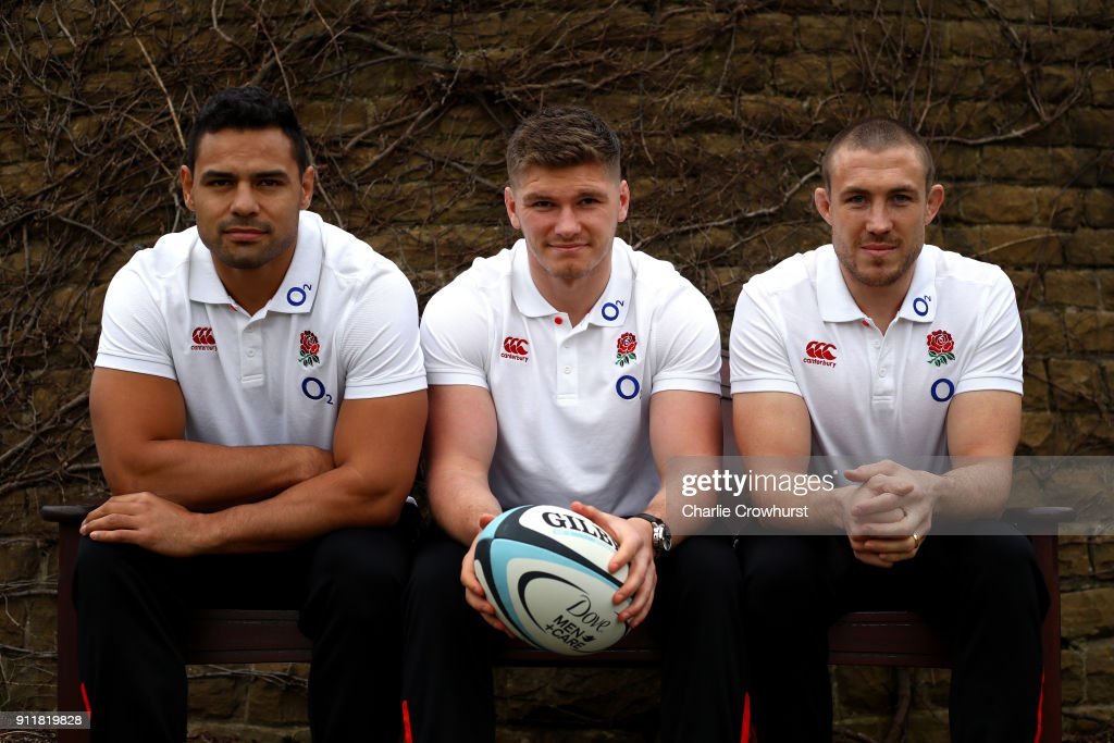 Dove Men+Care England Rugby Player Appearance