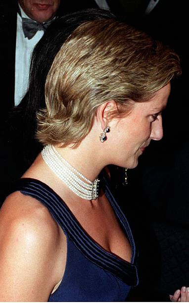 Princess Diana Pictures Getty Images