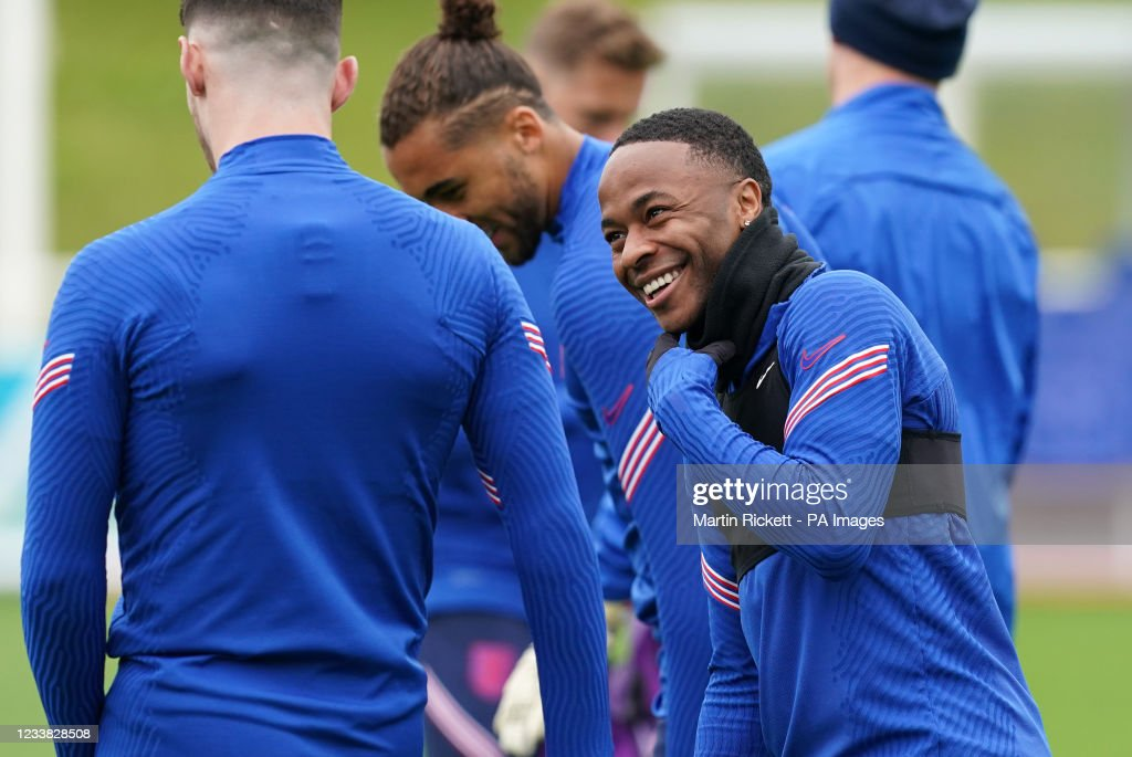 England Training - St George's Park - Tuesday July 6th : News Photo