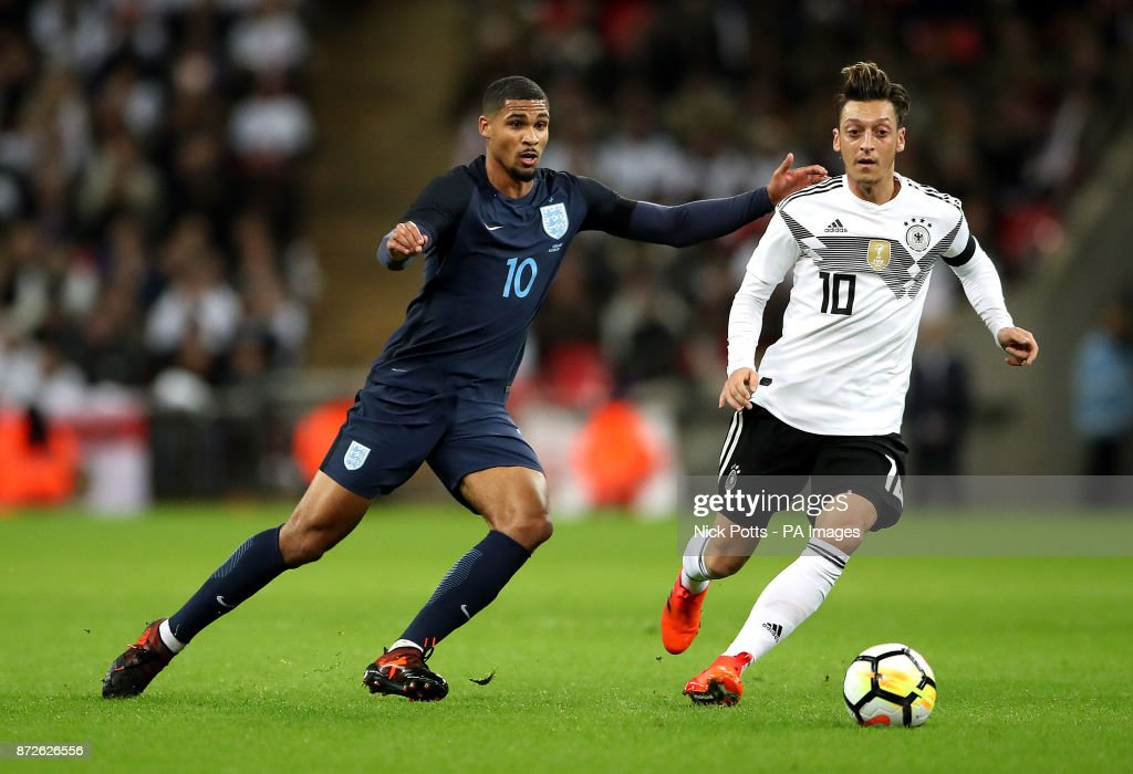 England v Germany - International Friendly - Wembley Stadium : News Photo