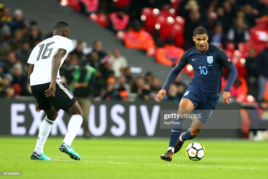 England v Germany - International Friendly : News Photo