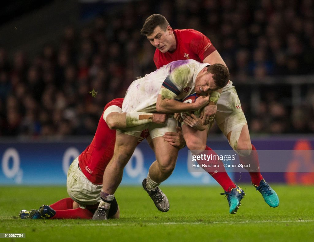 England v Wales - NatWest Six Nations : News Photo