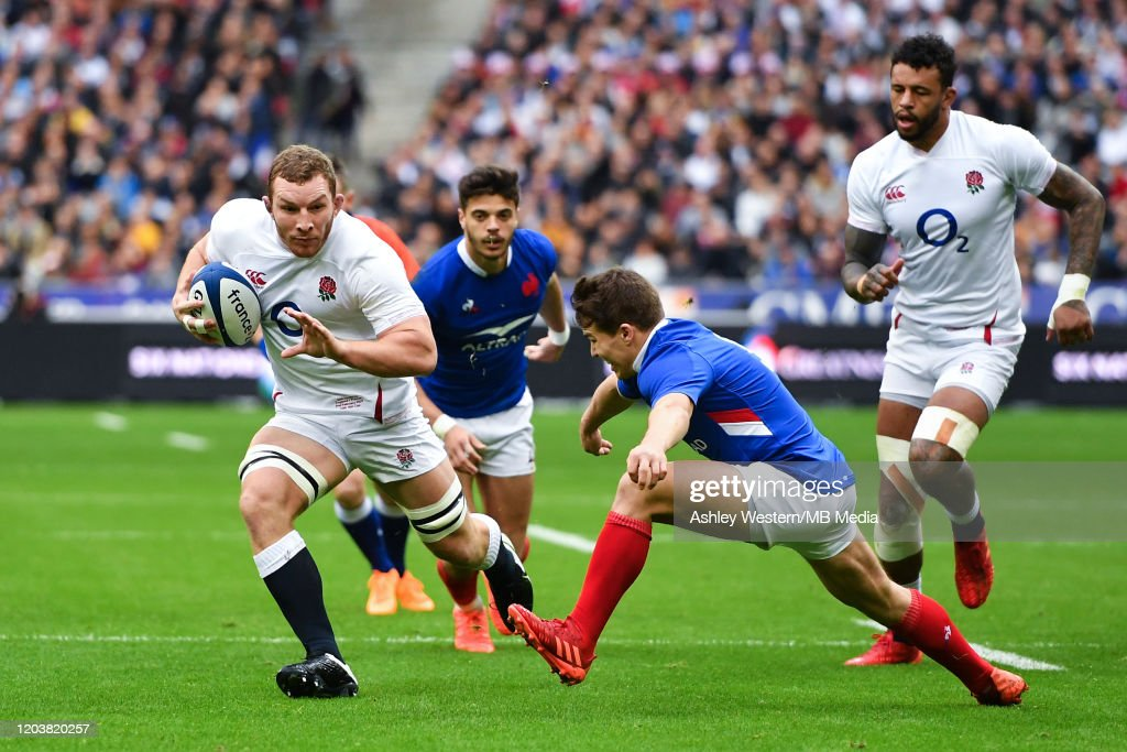 France v England - Guinness Six Nations : News Photo
