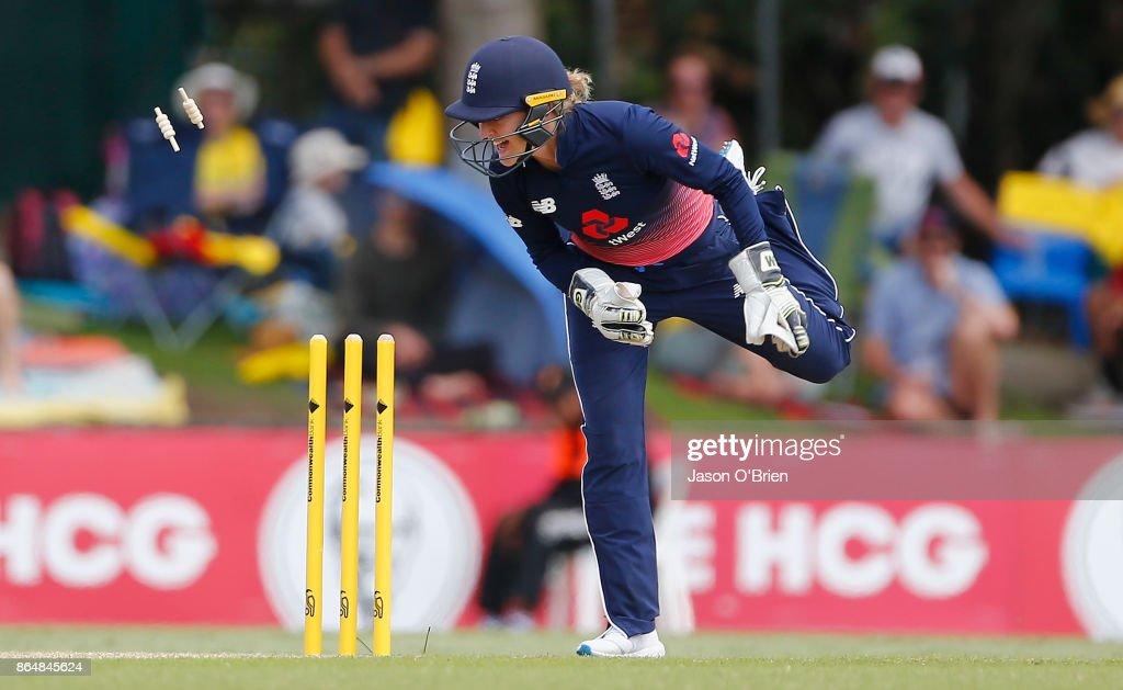 Australia v England - 1st Women's ODI : News Photo
