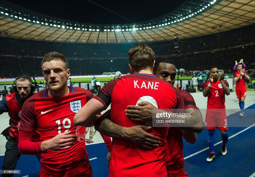 FBL-EURO-2016-FRIENDLY-GER-ENG : News Photo
