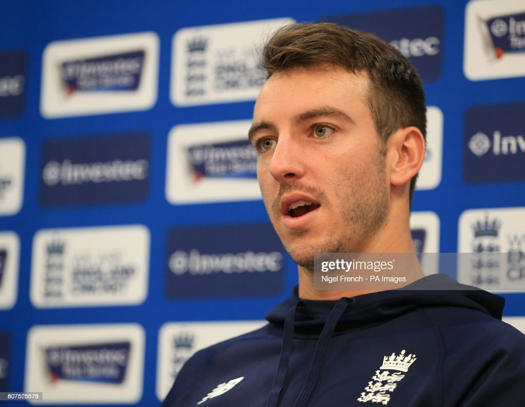 England v South Africa - First Investec Test Match - England Nets Session - Lord's : News Photo