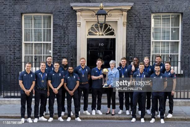 England's Tom Curran England's Jos Buttler England's James Vince England's Chris Woakes England's Moeen Ali England's Adil Rashid England's Jonny...