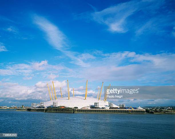 Englang, London, Greenwich, Millennium Dome