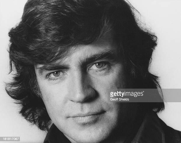 English actor Alan Bates London 1986