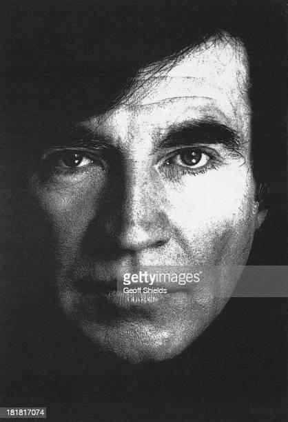 English actor Alan Bates London 1988