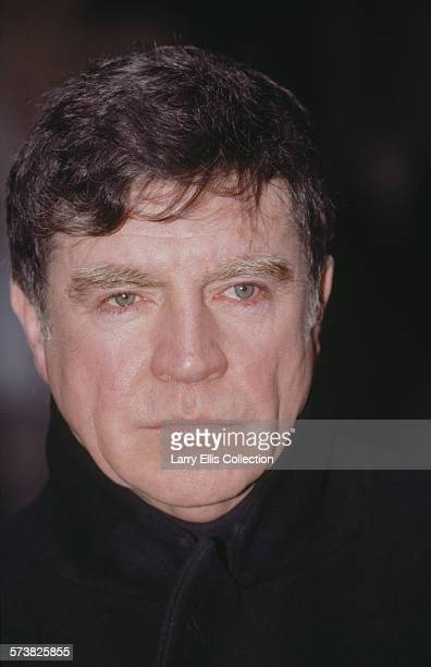 English actor Alan Bates star of '102 Boulevard Haussmann' a television biopic of Marcel Proust 1991