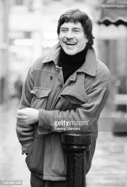 English actor Alan Bates UK 16th November 1979