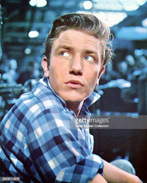 English actor Albert Finney as factory worker Arthur Seaton in the film 'Saturday Night and Sunday Morning' 1960