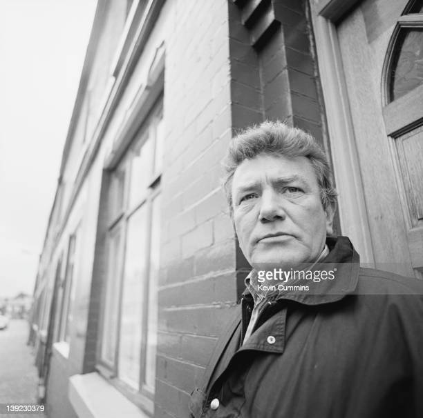 English actor Albert Finney circa 1985