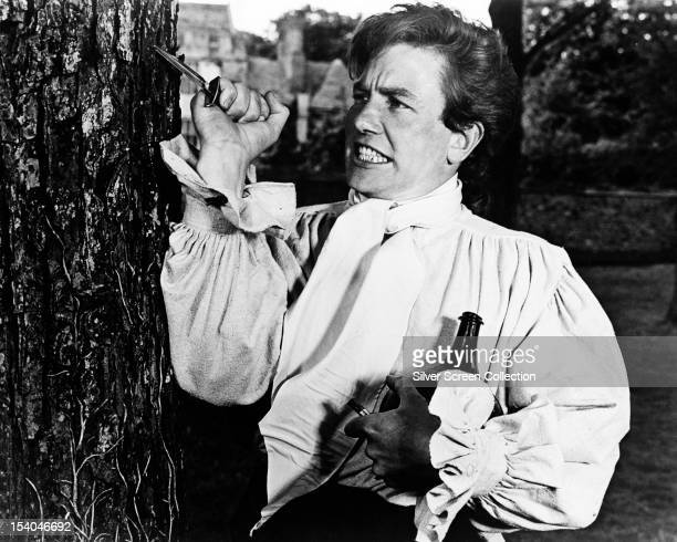 English actor Albert Finney in the title role of 'Tom Jones' directed by Tony Richardson 1963