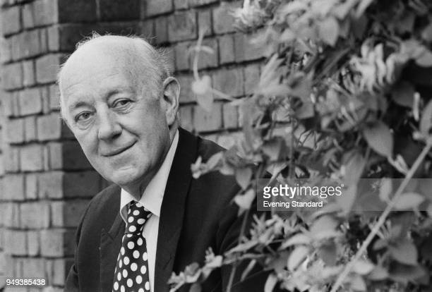English actor Alec Guinness UK 5th August 1977
