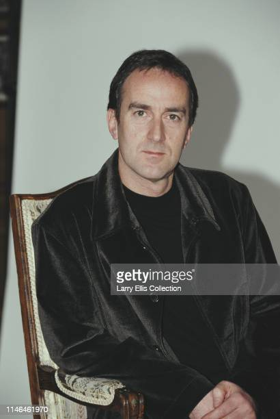 English actor and broadcaster Angus Deayton pictured circa 1995 Angus Deayton is the host of the BBC Television panel show Have I Got News for You