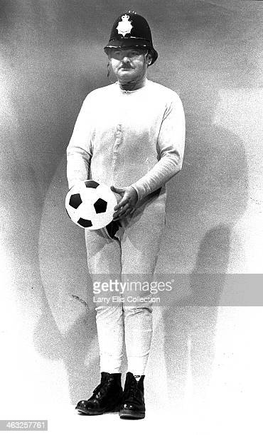 English actor and comedian Benny Hill 21st November 1978