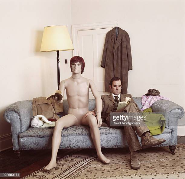 English actor and comedian John Cleese circa 1970