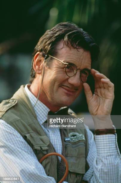 English actor and comedian Michael Palin stars in the film 'Fierce Creatures' 1997