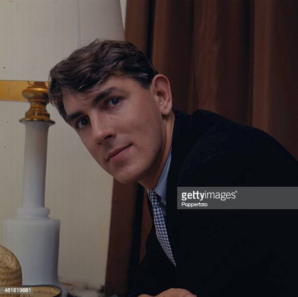 1968 English actor and comedian Peter Cook in 1968