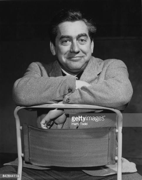English actor and comedian Tony Hancock 1959