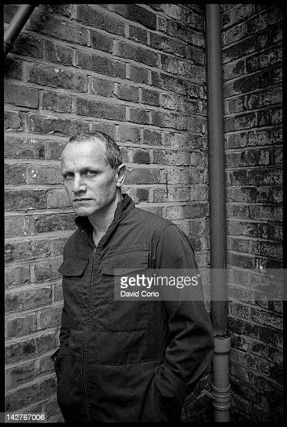 English actor and director Stephen Berkoff at his Islington London home 13 September 1981