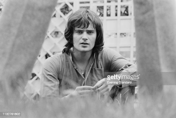 English actor and singer Leonard Whiting UK 17th May 1969