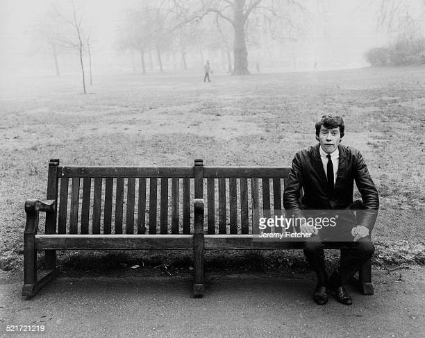 English actor and singer Michael Crawford in St James's Park, London, 1968.