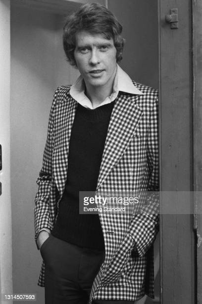 English actor and singer Michael Crawford, UK, 16th January 1974. The star of television sitcom 'Some Mothers Do 'Ave 'Em', he appeared on the West...