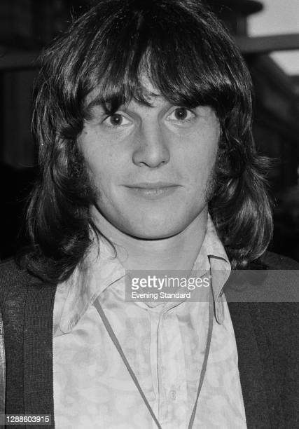 English actor and singer Murray Head, UK, 1971.