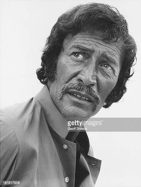 English actor and singer Peter Wyngarde Spain 1968