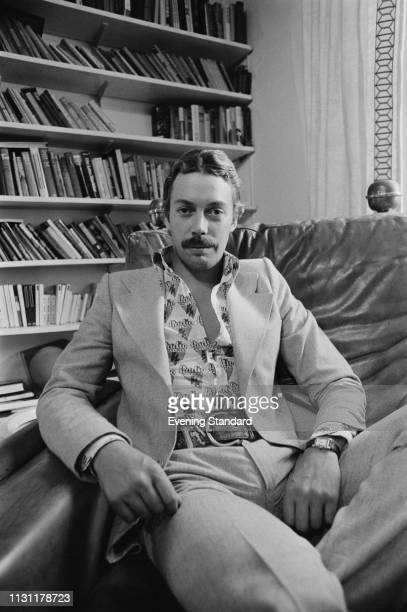 English actor and singer Tim Curry UK 3rd September 1975