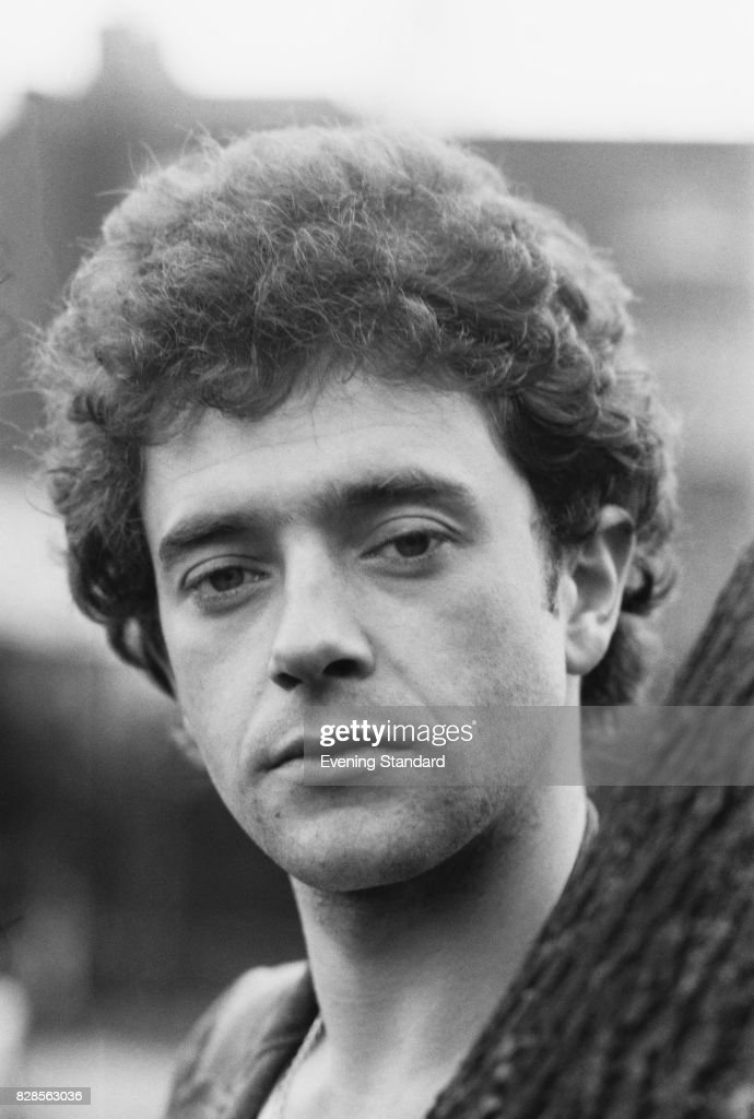 Merveilleux English Actor And Television Producer Michael Kitchen, 5th February 1975.