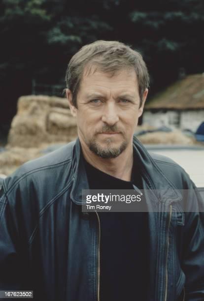 English actor and writer John Nettles, circa 1996.