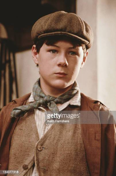 English actor Andrew Knott as Joe Green in the film 'Black Beauty' 1994
