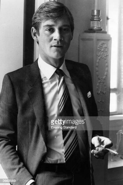 English actor Anthony Andrews