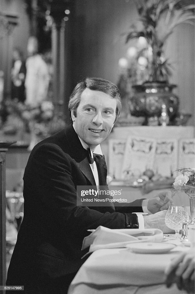 English Actor Anthony Valentine Pictured In Character As Rudi Kleiber On  The Set Of The Television