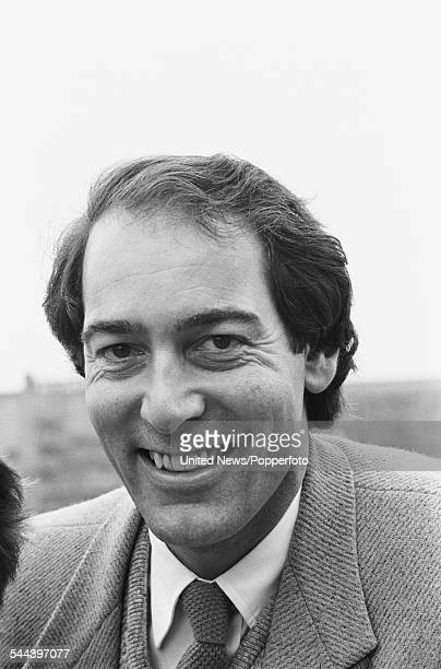 English actor Clive Hornby who plays the character of Jack Sugden in the television soap opera Emmerdale Farm pictured on 11th October 1982